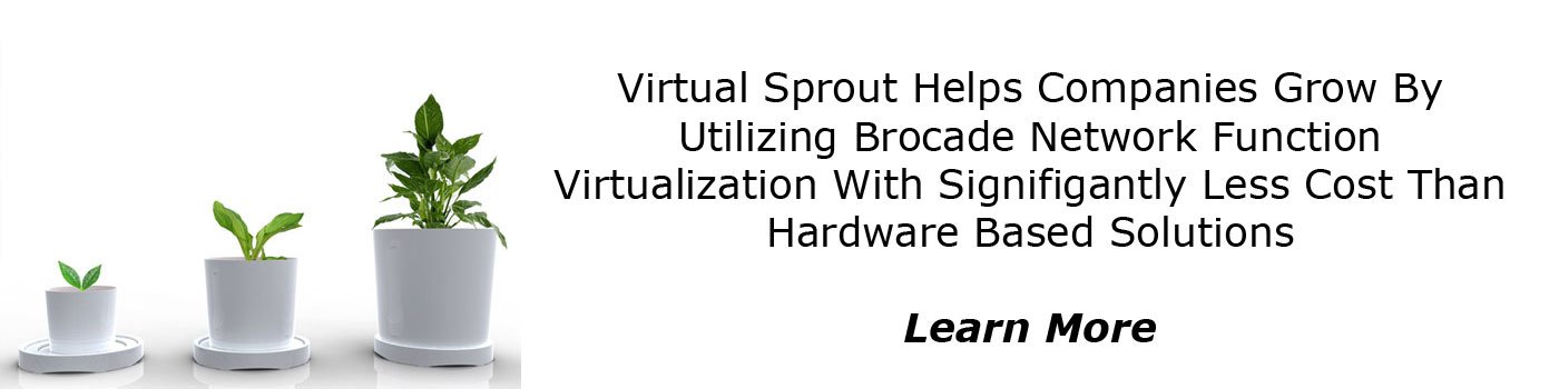 Brocade NFV Grows Business