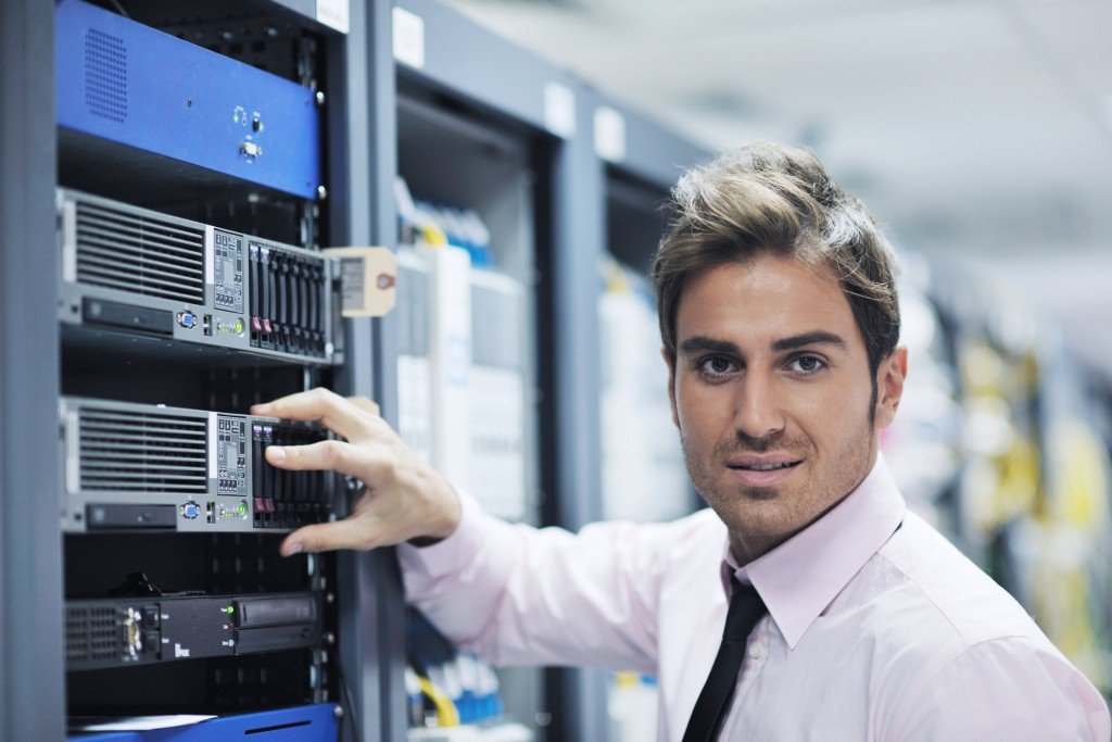 IT Infrastructure Engineer in Data Center